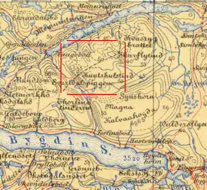hvordan lese kart Kart og kompass   Den norske fjellheimen om sommeren   De norske  hvordan lese kart